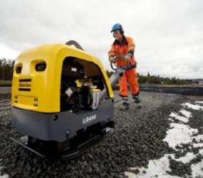 Уплътняване на почва, асфалт и павета