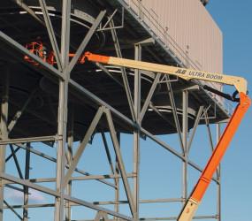 Строителство, монтаж на конструкции и промишлена поддръжка